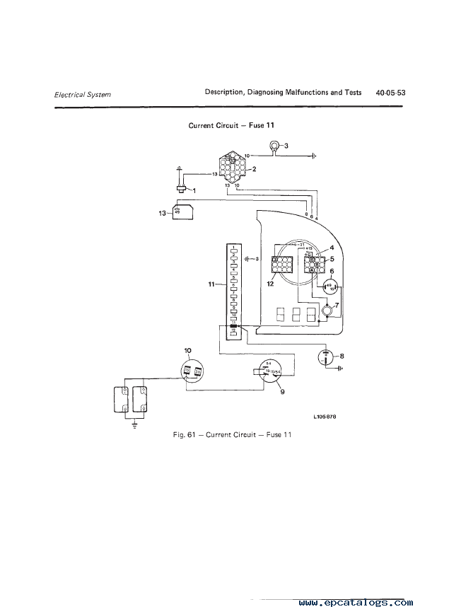 Pto switch wiring diagram john deere