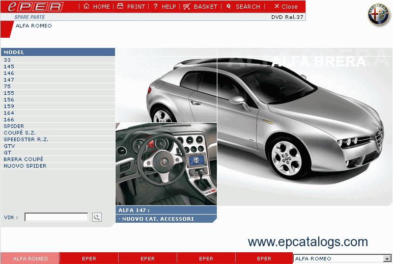 Fiat Lancia Alfa Romeo Abarth Fiat Commercial Spare Parts Catalog Manual