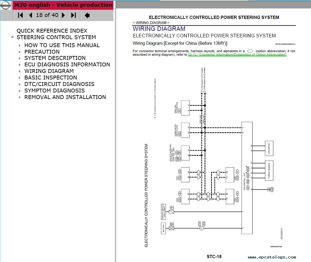 ud trucks wiring diagram wiring diagrams