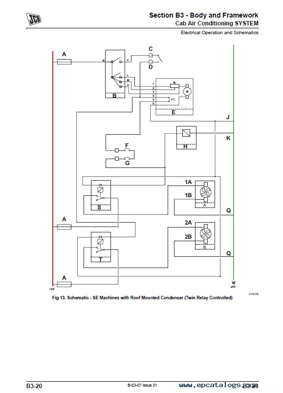 Download Jcb Side Engine Loadalls 535 540 Service Manual