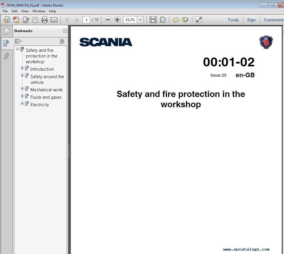 Enlarge repair manual scania multi 2017 03 parts and service information 4 enlarge repair manual