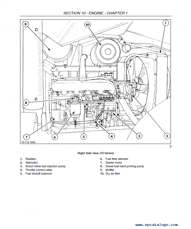 new holland 8670 8770 8870 8970 tractors pdf manual