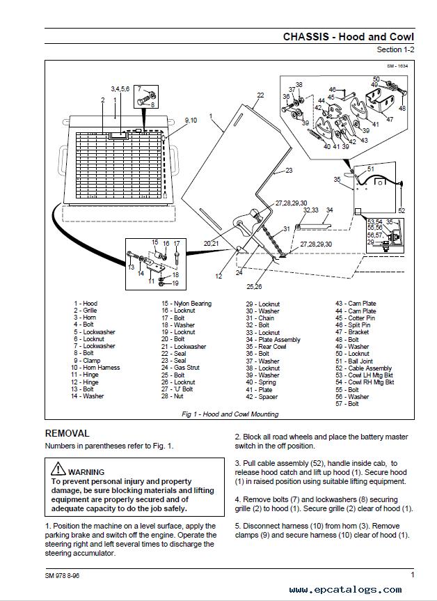 Bobcat Parts Manual 753 f