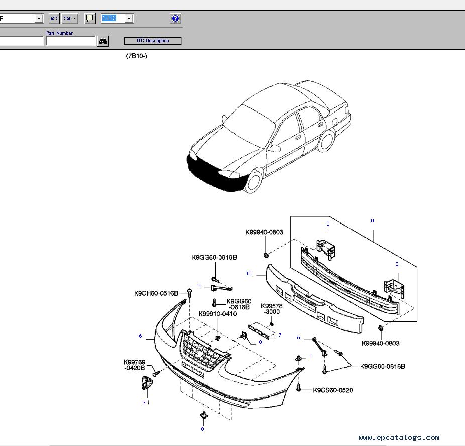 2004 kia sorento parts catalog kia auto parts catalog for Kia motors parts catalog