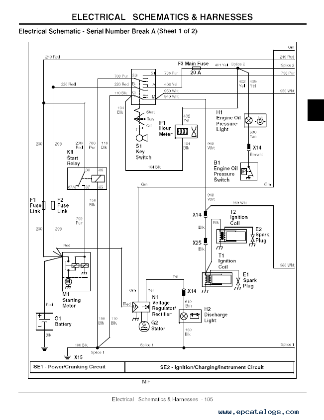john deere 318 starter wiring diagram images john deere 316 john deere 133 wiring diagram nilza together