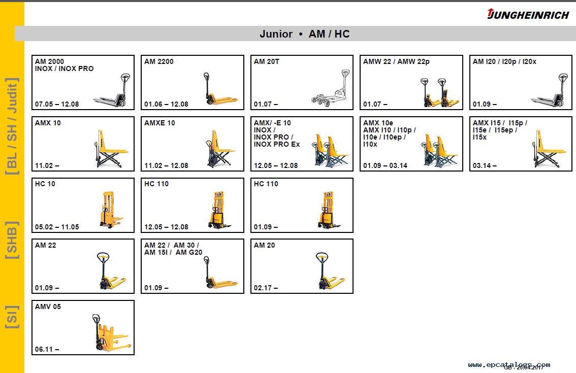 Jungheinrich Parts Slt 100 Wiring Diagram Schematics Yale Glp060 Jeti Forklift Sh Fork Lifts 2018 V4 34 Service Manuals