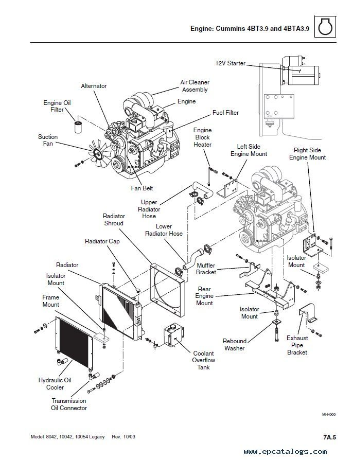 Skytrak Wiring Diagram