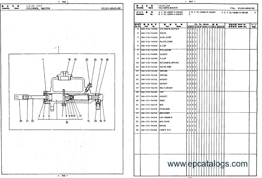 Tadano Cranes overhead crane wiring diagram dolgular com  at panicattacktreatment.co