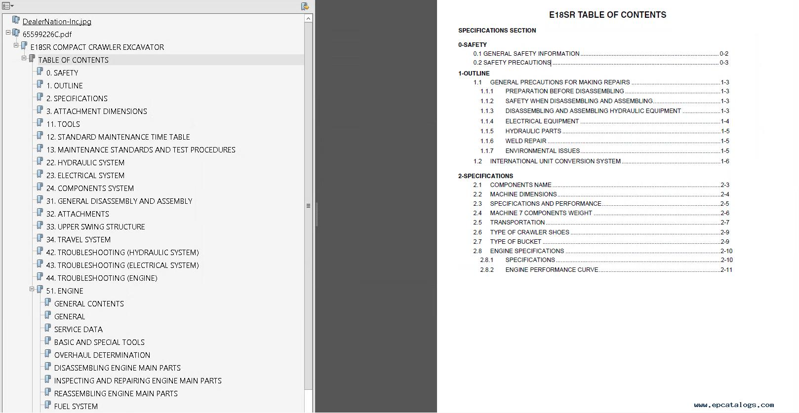 mini performance manual pdf