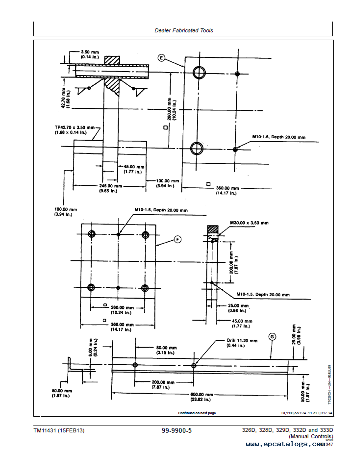 john deere 100 series parts diagram