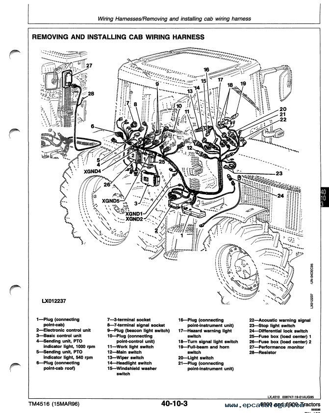 does john deere offer manuals for download