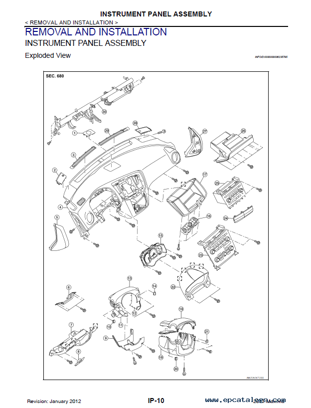 nissan maxima 2011 service manual pdf rh epcatalogs com 2001 Nissan Maxima Parts Diagram 02 Nissan Maxima Firing Order