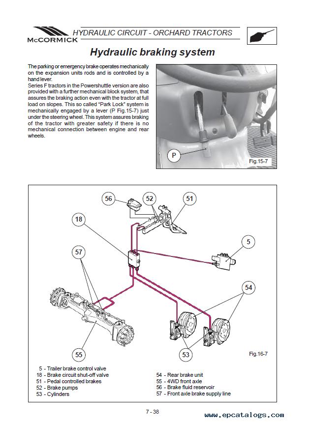 McCormick F 6070   80    F 758595105 GEXL Tractors PDF