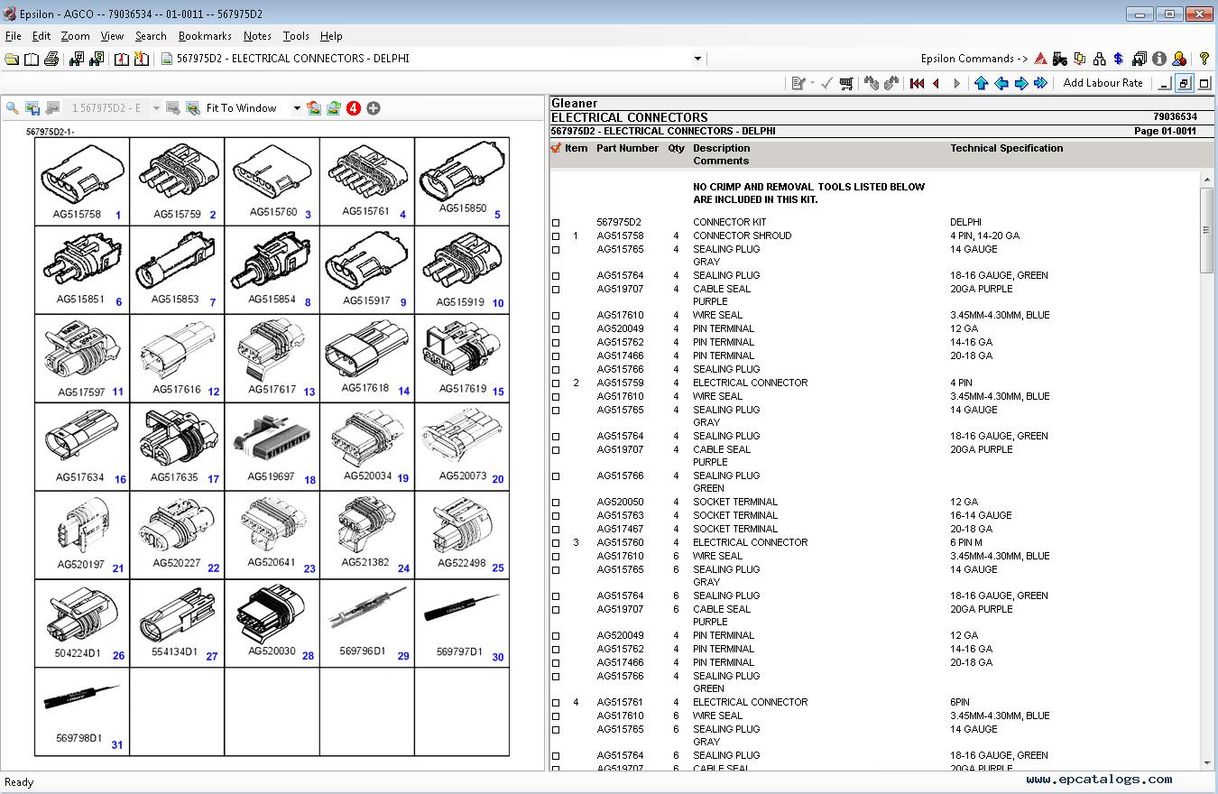 gleaner l repair manual