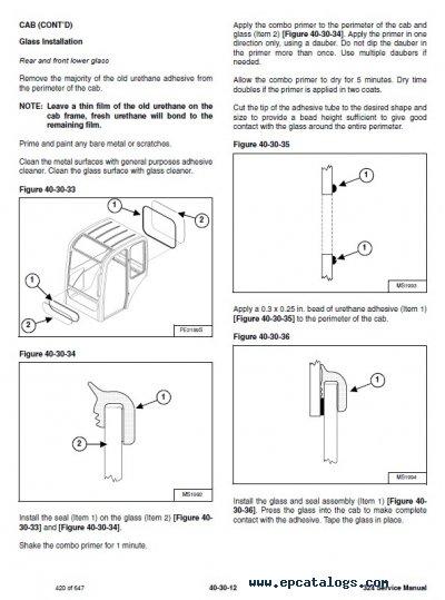Link Belt Excavator Wiring Diagram
