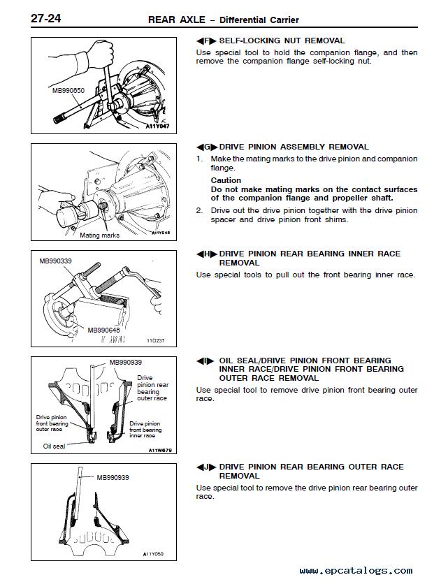 mitsubishi challenger montero pajero workshop manual pdf download rh epcatalogs com mitsubishi pajero workshop manual free mitsubishi pajero workshop manual free