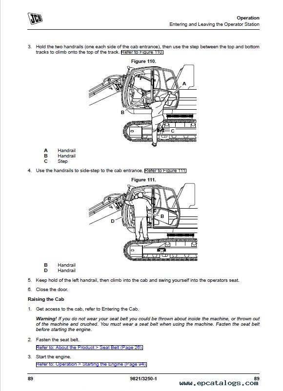 Download Jcb Excavator Js370 Tier 2 Dieselmax Engine Service Pdf