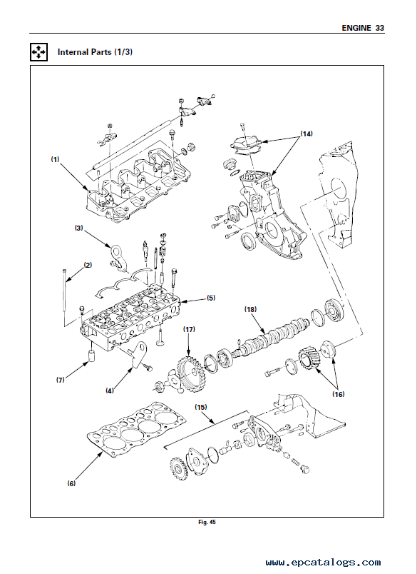 Download Isuzu Diesel Engine 4LB1 4LC1 4LE1 JCB Workshop PDFEPCATALOGS