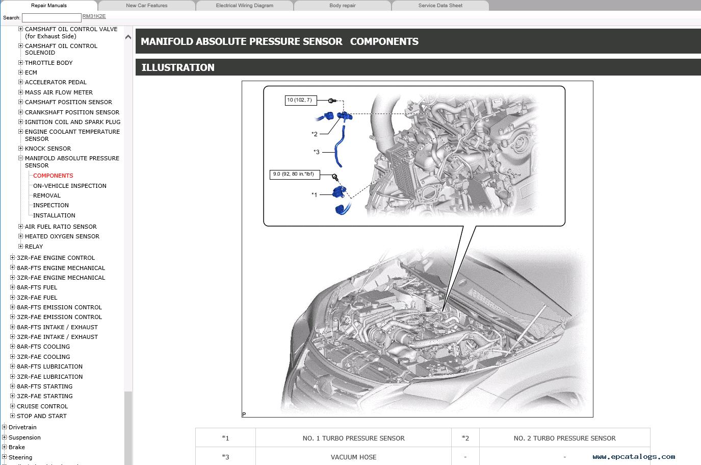 Lexus Nx200 Nx200t Repair Manual 102014 Pdf Is 200 Wiring Diagram 2
