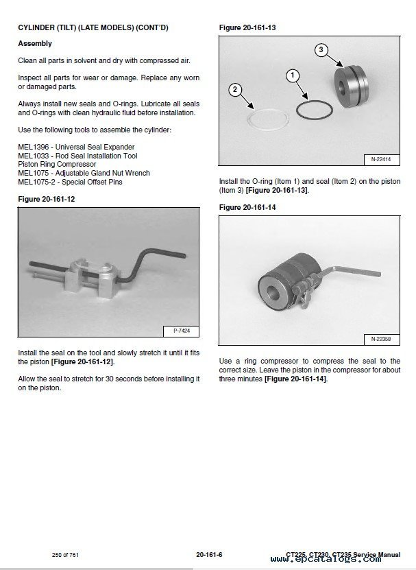bobcat ct225 ct230 ct235 compact tractors service manual pdf bobcat ct230 wiring diagram gandul 45 77 79 119 CT120 Bobcat Tractor Farm at soozxer.org