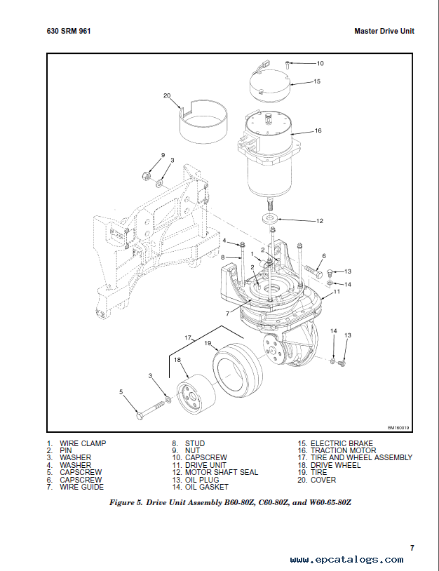Hyster 80 Manual