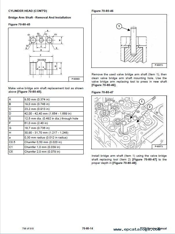 Bobcat T630 Wiring Diagram - All Diagram Schematics