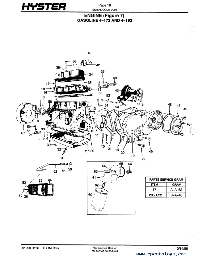 hyster 50 forklift owners manual