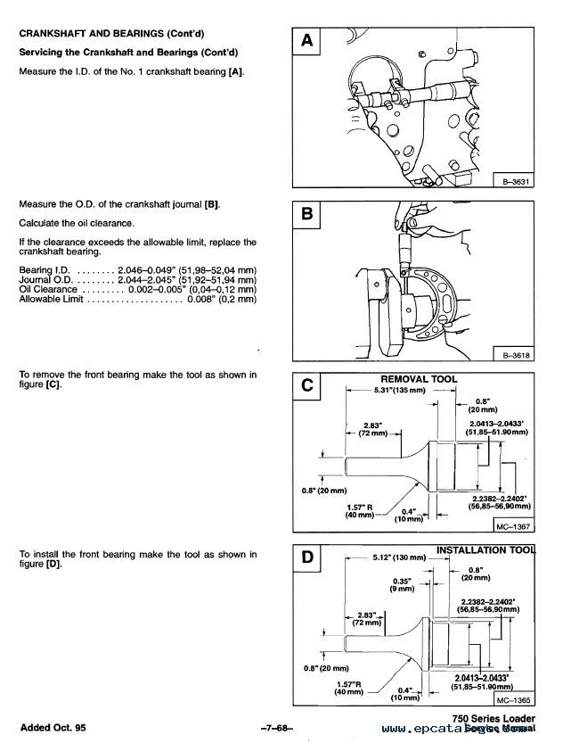 Bobcat Loader Service Manual Pdf