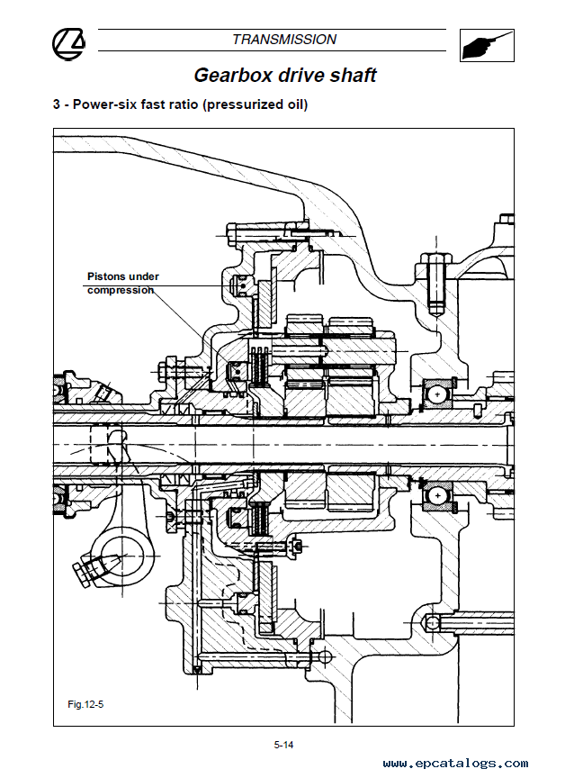 Landini Legend Tractors Workshop Manual Pdf