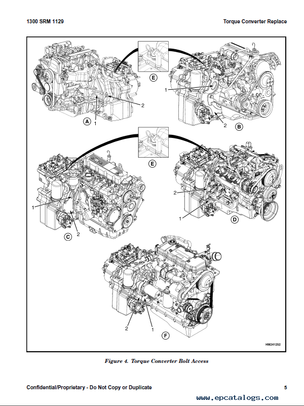 Hyster Class 5 F001 H30 35ft H40fts Engine Trucks Pdf