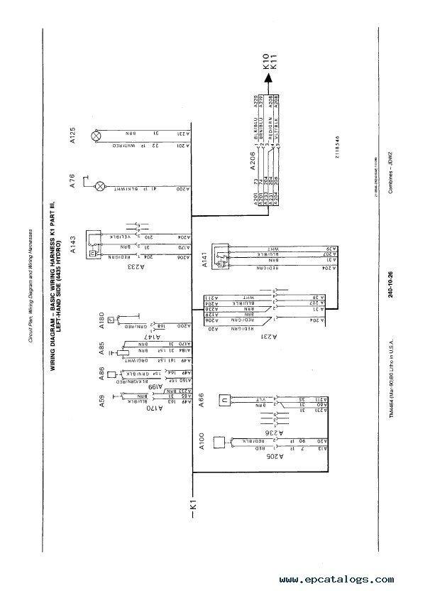 john deere 4435 hydro combines tm4464 technical manual pdf john deere 4435 & 4435 hydro combines tm4464 technical manual pdf John Deere Electrical Diagrams at gsmx.co