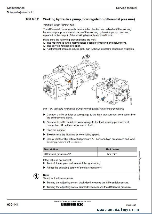 Liebherr Wiring Diagram - Wiring Diagrams on