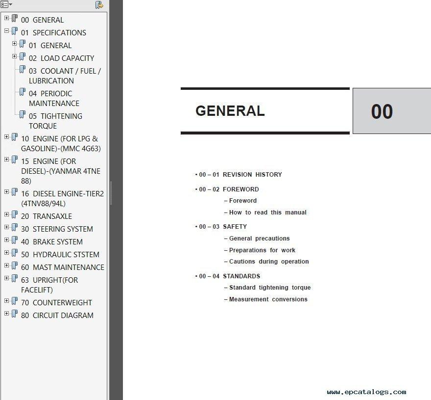 clark sm687 service manual pdf Bobcat Wiring Diagram Clark Transmission