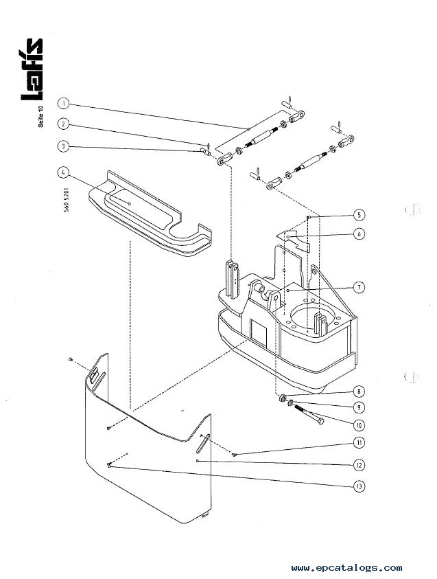 lafis forklift parts book  u0026 spare parts catalogue pdf
