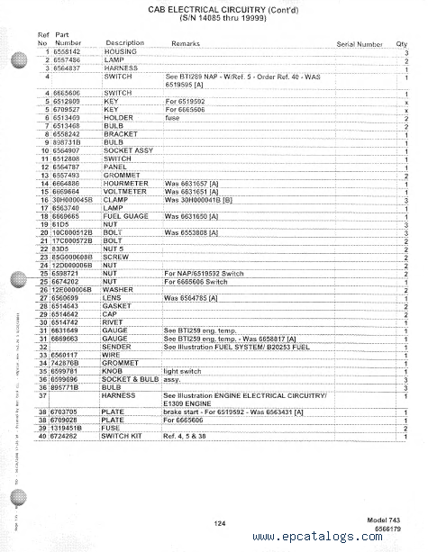 bobcat 743 service manual pdf