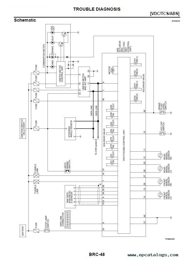2005 Nissan Maxima Alternator Wiring Diagram Electrical Circuit