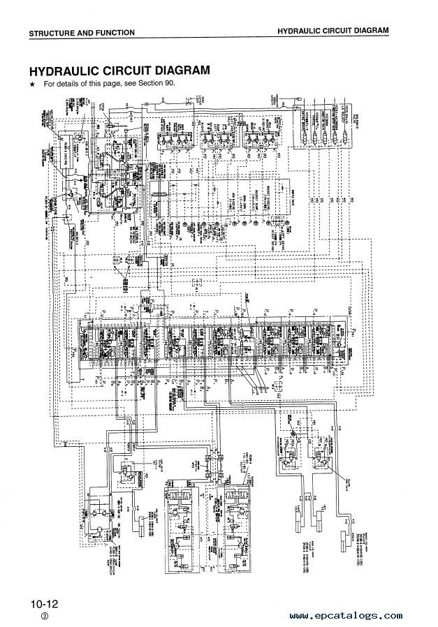 komatsu pc400 wiring diagram wiring diagrams