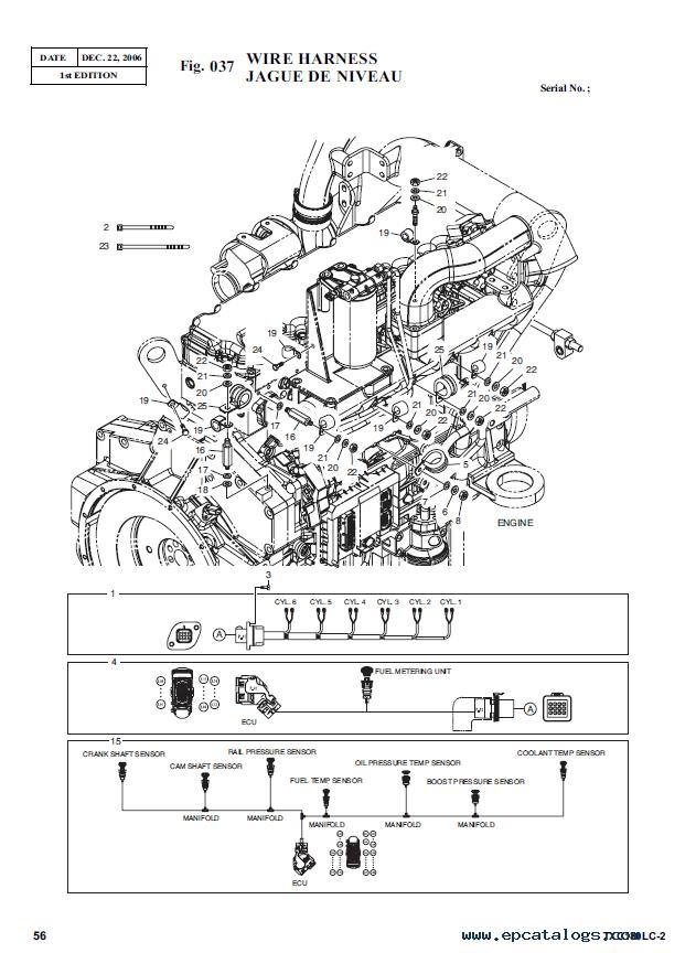 terex tx 180lc 2 heavy excavator parts manual pdf download rh epcatalogs com terex rl4 parts manual terex demag parts manual