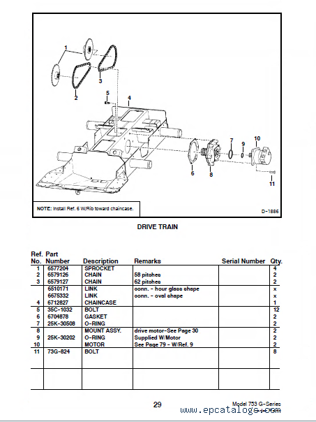 Bobcat 753 753 G Skid Steer parts catalog spare parts manuals bobcat 753 g series skid steer loader parts manual pdf