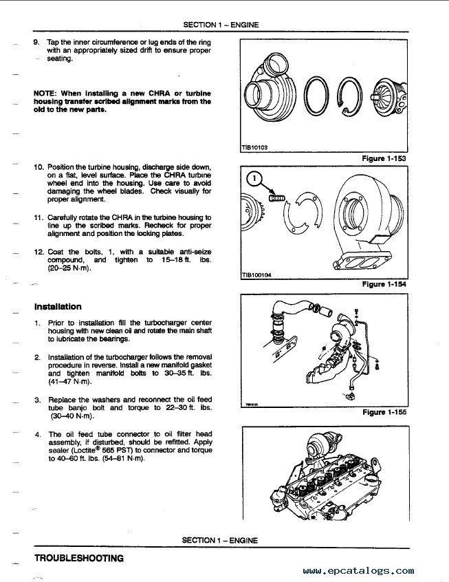 345b fiat Allis service manual