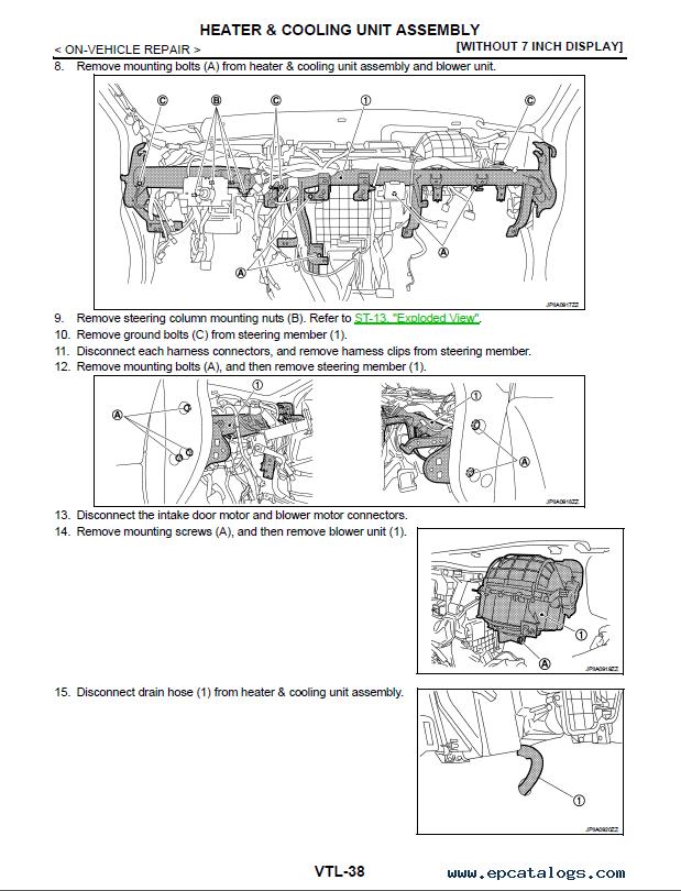 nissan teana model j32 series 2008 service manual pdf rh epcatalogs com 2003 nissan maxima wiring diagram 2004 nissan maxima wiring diagram