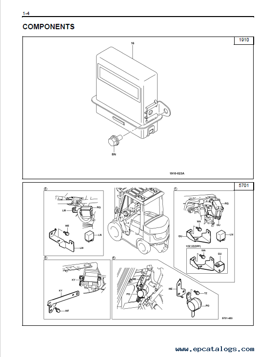 Maxresdefault moreover Freightliner Electrical Wiring Diagram Trailer Automotive additionally Change Glow Plugs Step likewise Toyota as well Nissan Forklift Service Manuals. on toyota forklift wiring diagram