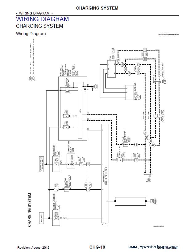 2013 nissan maxima repair manual