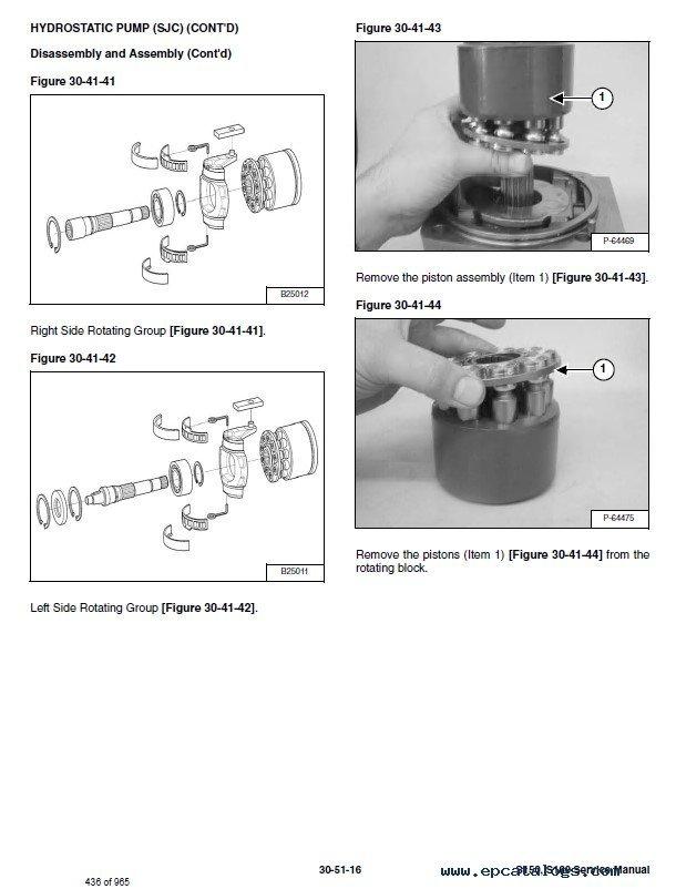 Bobcat S S Skid Steer Loader Service Manual Pdf on Kubota Turbocharger