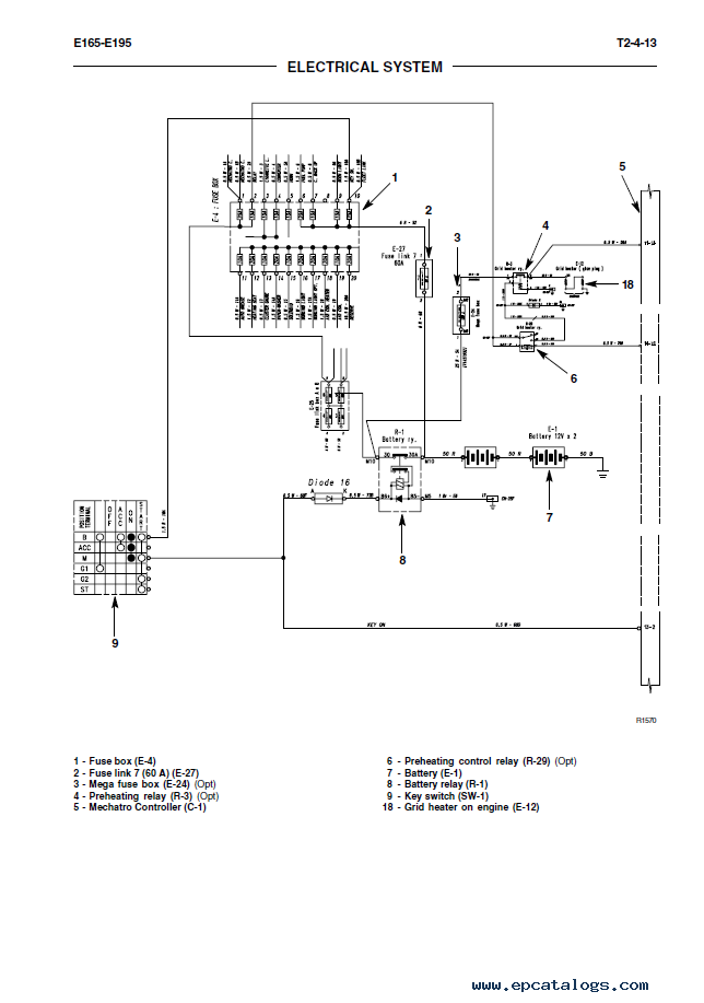kobelco wiring diagram schematic diagrams rh ogmconsulting co Plug Wiring Diagram Toro 225 Wiring-Diagram