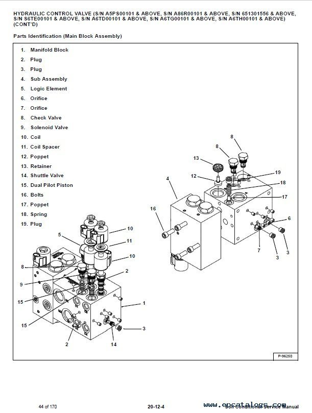 bobcat soil conditioner wiring diagram   38 wiring diagram
