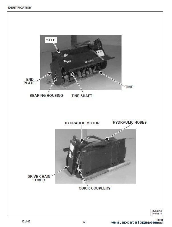 Bobcat Inch Inch Tiller Service Manual Pdf