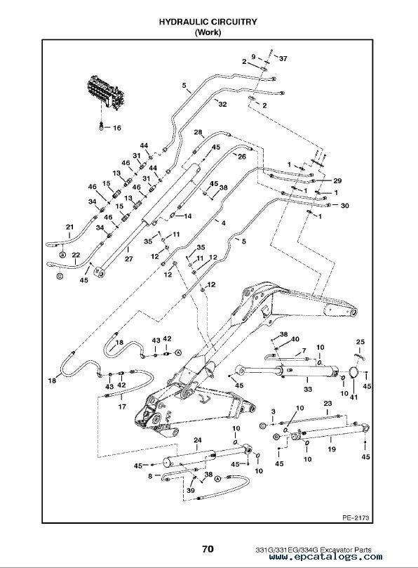 Bobcat Spare Parts Catalog Download