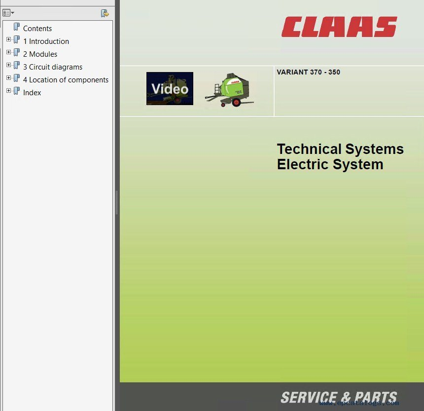 claas variant 260  280   360  385 set of pdf manuals claas rollant 44 manual pdf