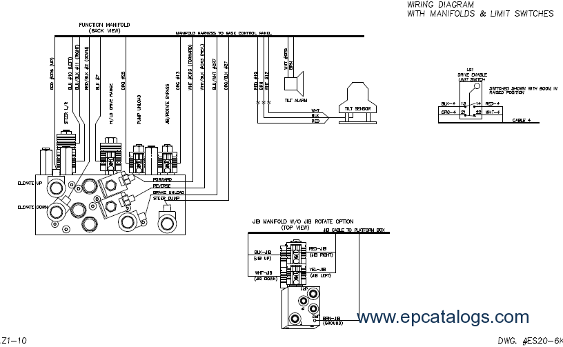 Genie Schematic      Diagram    Manual